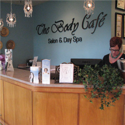 THE BODY CAFE